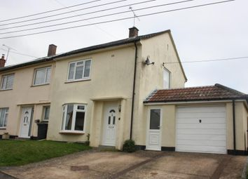 Thumbnail 2 bed end terrace house for sale in Longdogs Lane, Ottery St. Mary