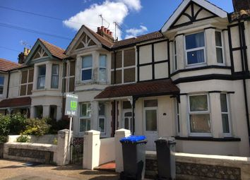 Thumbnail 1 bedroom flat to rent in Wigmore Road, Broadwater, Worthing