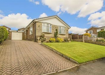 Thumbnail 3 bed detached bungalow for sale in Newbarn Close, Helmshore, Lancashire
