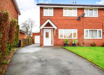 Thumbnail 3 bed semi-detached house for sale in Mardon Close, Knutsford, Cheshire