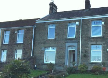 Thumbnail 2 bedroom terraced house to rent in Penfilia Terrace, Brynhyfryd, Swansea