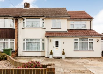 Thumbnail 5 bed semi-detached house for sale in Lovell Walk, Rainham, Essex