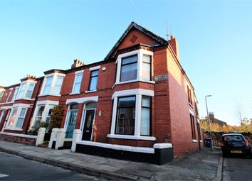 Thumbnail 4 bed end terrace house for sale in Nicander Road, Liverpool, Merseyside