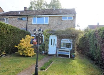 Thumbnail 3 bed end terrace house for sale in Robinson Way, Bordon