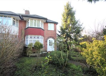 3 bed semi-detached house to rent in Riverdene, Edgware HA8