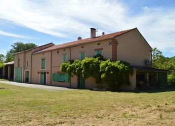 Thumbnail 5 bed farmhouse for sale in Briatexte, Castres-Ouest, Castres, Tarn, Midi-Pyrénées, France