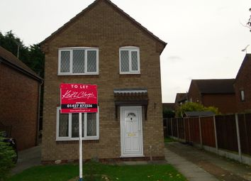 Thumbnail 2 bedroom detached house to rent in Popplewell Close, Belton