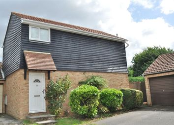 Thumbnail 3 bed link-detached house for sale in Clarence Close, Chelmer Village, Chelmsford, Essex