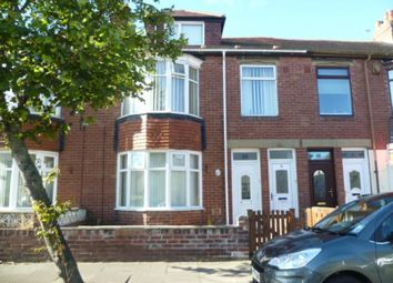 Thumbnail 2 bed flat for sale in Vimy Avenue, Hebburn