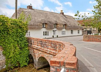 Thumbnail 4 bed detached house for sale in St. Mary Bourne, Andover