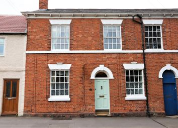 Thumbnail 3 bed terraced house for sale in Upper Church Street, Ashby-De-La-Zouch
