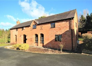 Thumbnail 3 bed barn conversion for sale in Terrick, Whitchurch