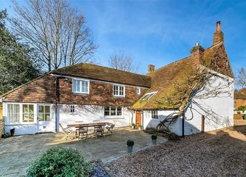 Thumbnail 4 bed detached house for sale in The Street, Willesborough, Kent