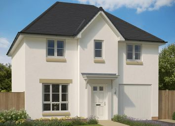 "Thumbnail 4 bedroom detached house for sale in ""Fenton"" at Oldmeldrum Road, Inverurie"