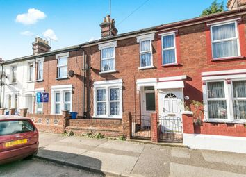 Thumbnail 3 bedroom terraced house for sale in Cullingham Road, Ipswich