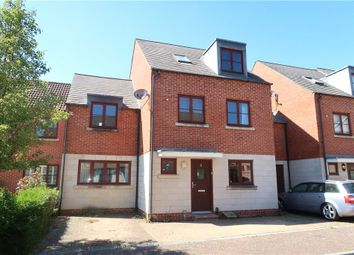 Thumbnail 4 bed semi-detached house for sale in Spoonwood Close, Basingstoke, Hampshire