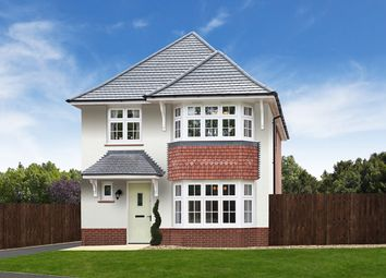 "4 bed detached house for sale in ""Stratford"" at Crown Quay Lane, Sittingbourne ME10"