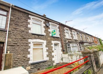 Thumbnail 3 bed terraced house for sale in Merthyr Road, Pontypridd