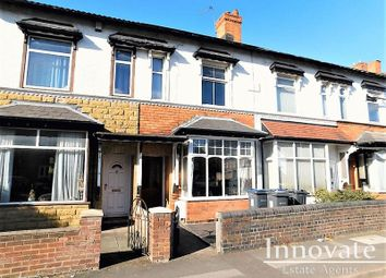 Thumbnail 2 bed terraced house for sale in Mansfield Road, Yardley, Birmingham