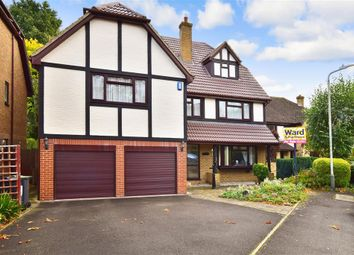 Thumbnail 6 bed detached house for sale in Ditton Place, Ditton, Aylesford, Kent
