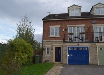 Thumbnail 3 bed town house to rent in Meadowfield Rise, Stanley