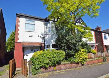 Thumbnail 1 bedroom flat for sale in Elmsmere Road, Didsbury, Manchester