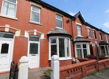 Thumbnail 3 bed terraced house to rent in Manor Road, Blackpool, Lancashire