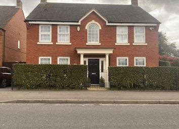 Thumbnail 4 bed detached house for sale in Evesham Road, Redditch, Worcestershire