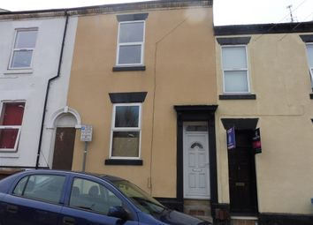 Thumbnail 3 bedroom terraced house for sale in Crompton Street, Derby