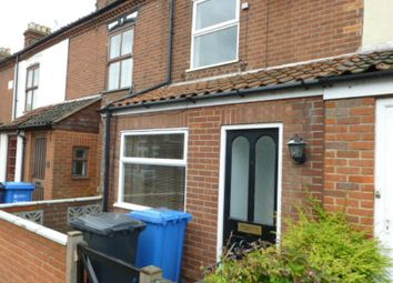 Thumbnail 3 bedroom terraced house to rent in 136 Sprowston Road, Norwich