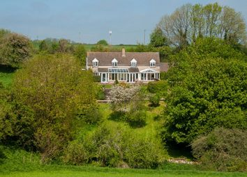 Thumbnail 4 bed detached house for sale in West Kington, Chippenham