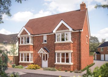 "3 bed detached house for sale in ""The Sheringham II"" at Hadden Hill, Didcot, Oxfordshire, Didcot OX11"