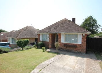 Thumbnail Detached bungalow for sale in Sylvester Way, Hove