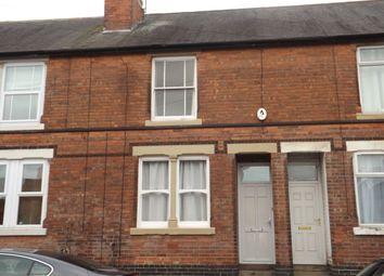 Thumbnail 2 bedroom terraced house for sale in Spalding Road, Nottingham