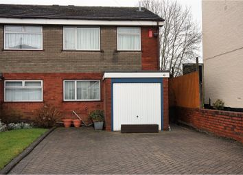 Thumbnail 3 bedroom semi-detached house for sale in Corser Street, Dudley