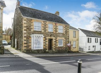 Thumbnail 4 bed detached house for sale in Fore Street, Grampound, Truro, Cornwall