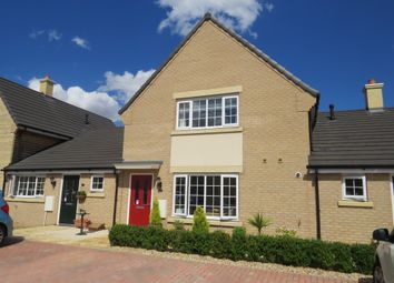 Thumbnail 3 bed terraced house for sale in Mayfield Gardens, Baston, Peterborough