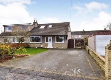 Thumbnail 4 bed bungalow for sale in Sykelands Avenue, Halton, Lancaster, Lancashire