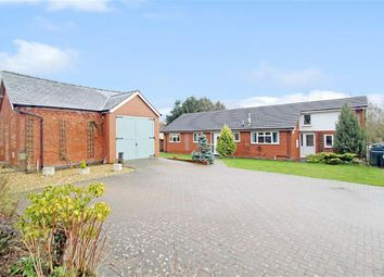 Thumbnail 4 bedroom detached bungalow for sale in Wern, Llanymynech