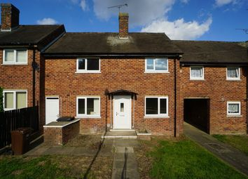 Thumbnail 3 bed terraced house for sale in Lupton Road, Lowedges, Sheffield