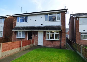 Thumbnail 2 bed semi-detached house for sale in Minsmere Walks, Stockport