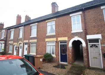 Thumbnail 3 bed terraced house for sale in Woodville Road, Swadlincote, Derbyshire