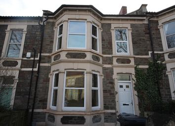 Thumbnail 3 bed terraced house to rent in Staple Hill Road, Bristol