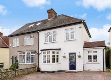 Thumbnail 4 bed semi-detached house for sale in Cranmore Road, Chislehurst