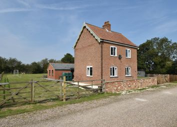 Thumbnail 3 bed detached house for sale in North End, Alvingham, Louth