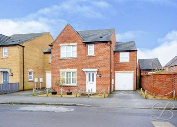 Thumbnail 4 bed detached house for sale in Wood Street, Warsop, Mansfield