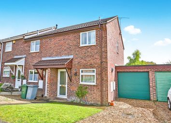 Thumbnail 2 bed semi-detached house for sale in Fairways, Hellesdon, Norwich