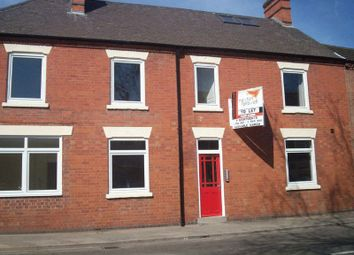 Thumbnail 1 bed flat to rent in Brook Street, Shepshed, Loughborough