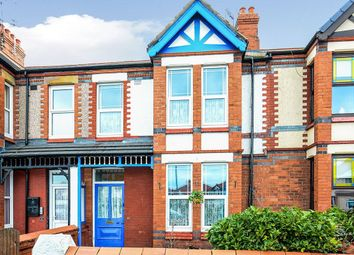 Thumbnail 3 bed terraced house for sale in War Memorial Court, Grange Road, Rhyl