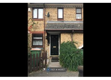 Thumbnail 2 bed terraced house to rent in Clarence Road, London